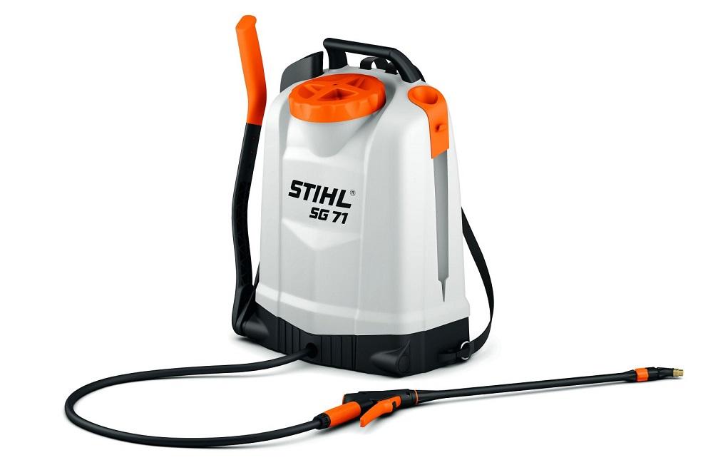 Распылитель ручной ранцевый STIHL SG 71 42550194970